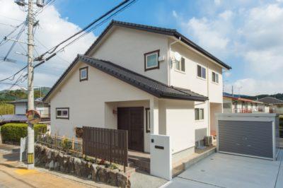 福岡市の和風モダンの注文住宅ならベストホーム
