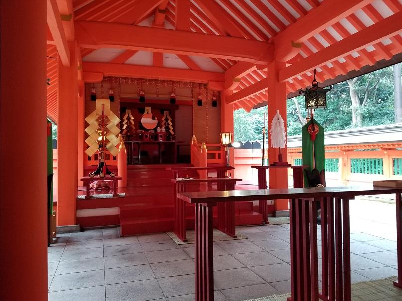 住吉神社へ初詣