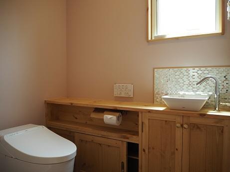 造作手洗器 自動水栓、ベストホーム