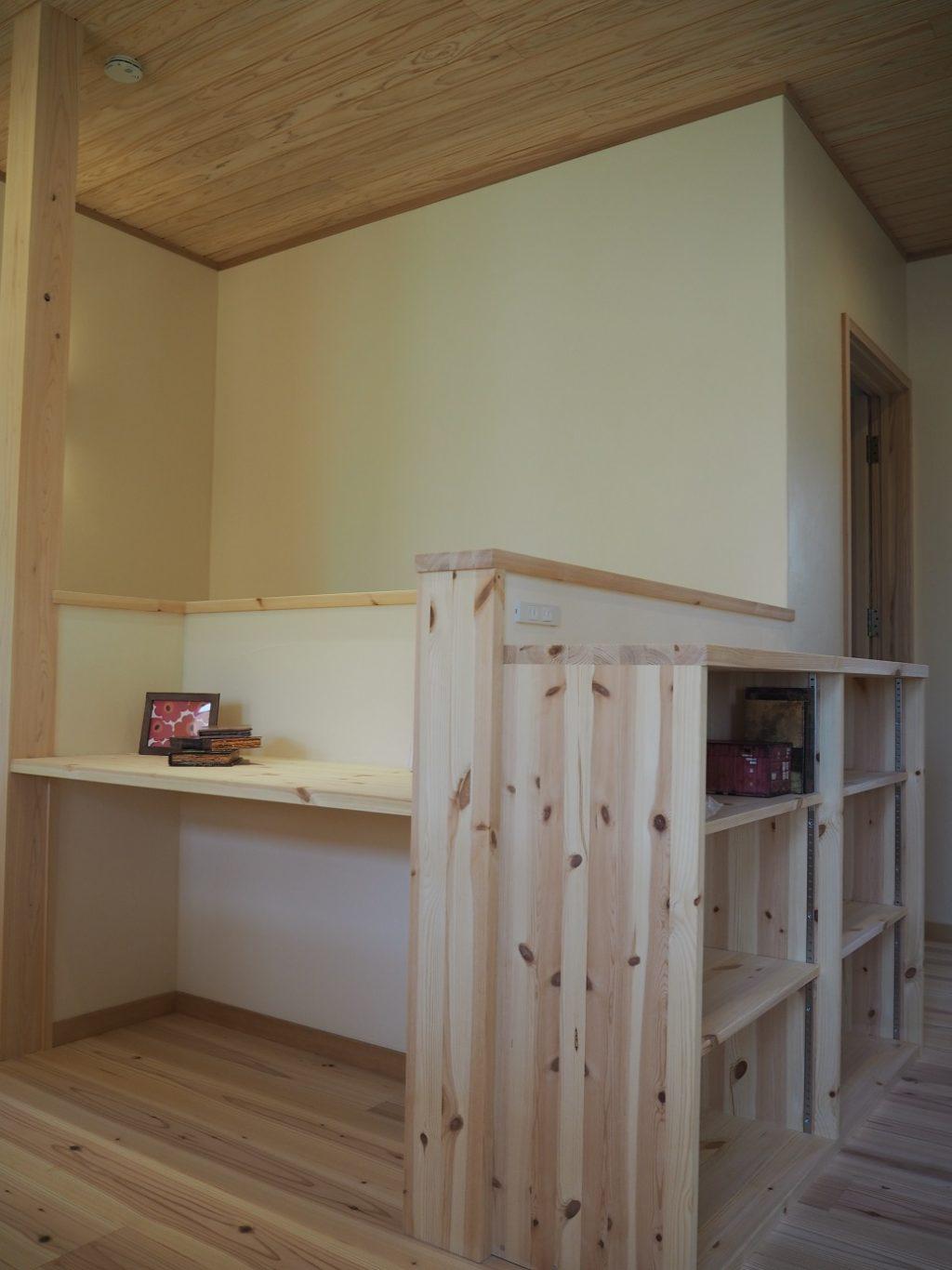 注文住宅のベストホームは造作家具が得意