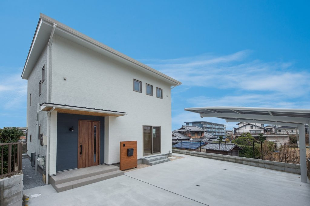 ベストホームの福岡県春日市の施工事例 ベストホーム