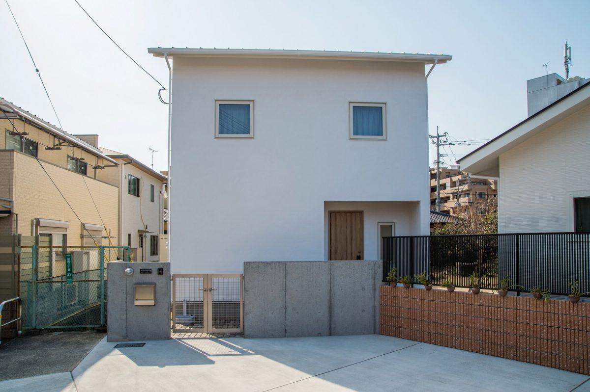 ベストホームの博多区諸岡の施工事例