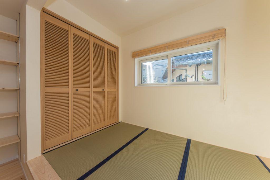 ベストホームの博多区諸岡の施工